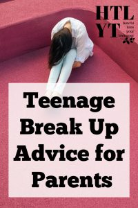 7 Ways to Help Your Teen Heal from a Broken Heart Teenage Break Up Advice for Parents #christianparents #parentingteens #parentresources #beingaparent #teenagebrokenheart #youthministryleadership #christianparentingblogs #teenparentingblogs