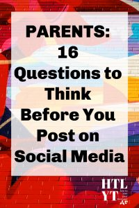 Social Media Etiquette for Parents of Teens 16 Questions to Think Before You Post on Social Media Pin Image 1 #parentingblog #parentsofteens #teenparentingblog #parentingadvice #tipsonparentingteens #christianparentingblog #christianblog #christianparents #beingaparent #howtoparent #howtoparentteens #parentsof #christianparenting #raisingteens #amazingblogsforparents #socialmediaetiquette #thinkbeforeyoupost #thinkbeforeyoupostonsocialmedia #rulesforsocialmedia